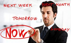 How to beat procrastination – 6 simple tips