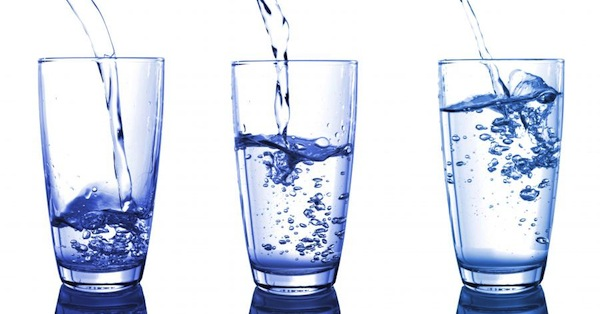 Importance of drinking water for a healthy body