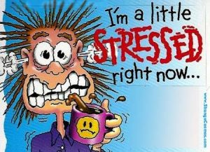 Get rid of stress in just 5 minutes!