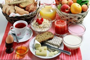 Take Charge of Your Day with a Healthy Breakfast