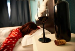 Does alcohol help you sleep better?