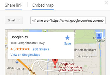 how to embed google maps to wordpress