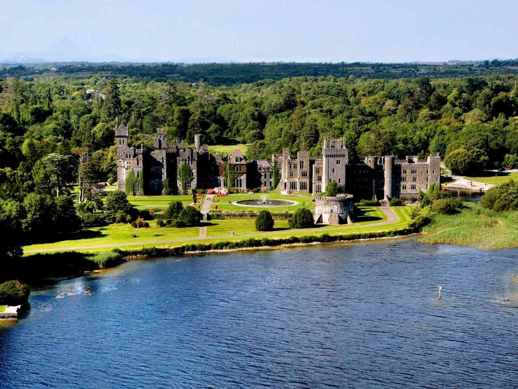 irish castle holidays