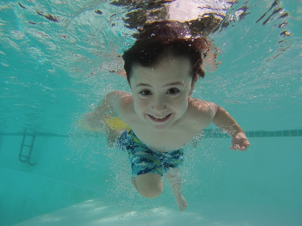 swimming pool safer for kids