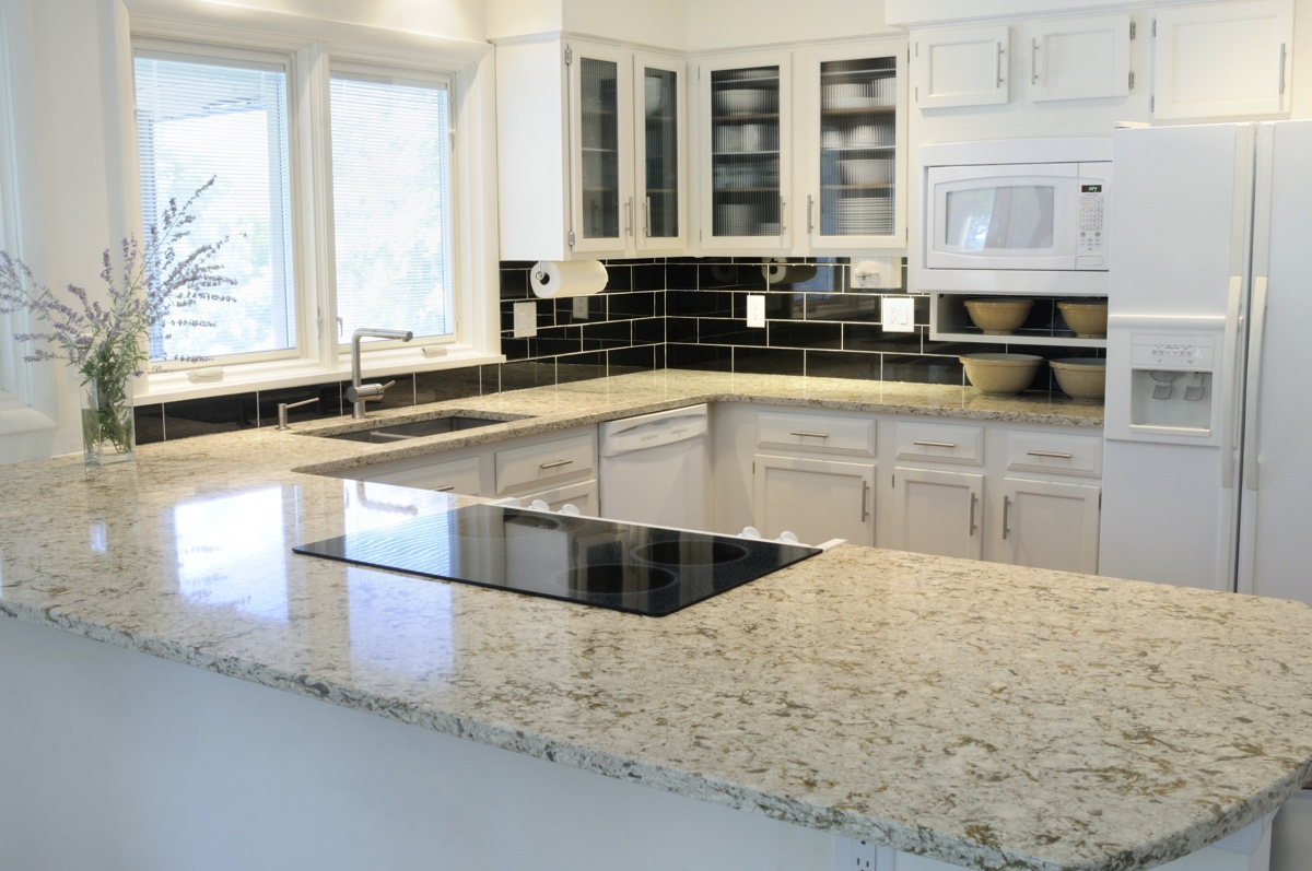 Marvelous granite vs quartz countertops